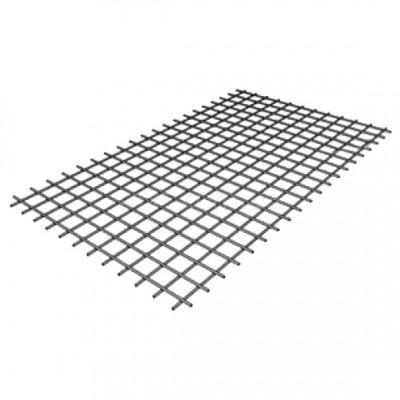 Сетка для стеллажа торгового 1х2м, Ø3мм