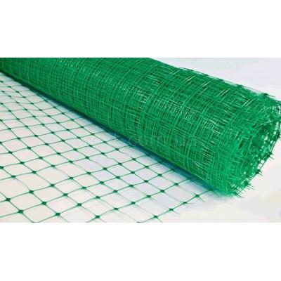 Сетка огуречная 2 м 130х150 мм, зеленая, толщ. 0,6 мм
