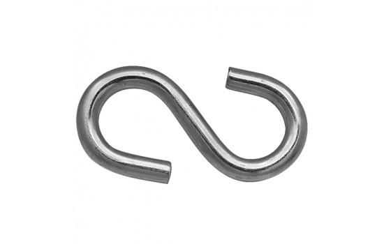 Крюк S-образный 8 мм