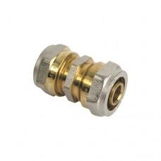Муфта 16-16 ТМ prof для металлопластиковых труб