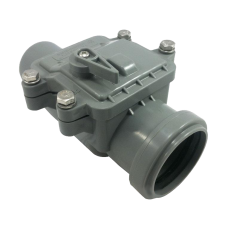Клапан обратный канализационный Ø100 мм EuroPlast